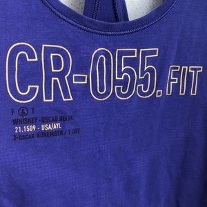 CrossFit tank top by Reebok